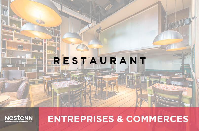 A Vendre Fonds de commerce Restaurant Saint Cast Le Guildo