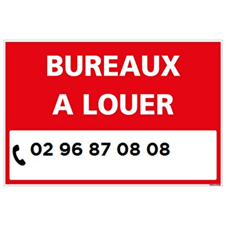 A LOUER  DINAN (BUREAUX)