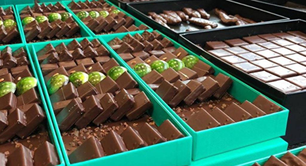 A VENDRE FOND DE COMMERCE  Chocolatier, Thé, Café